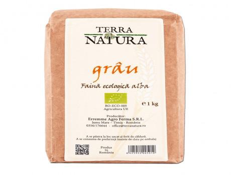 White wheat flour Eco