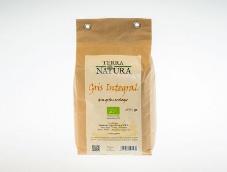 Whole semolina made from Eco wheat