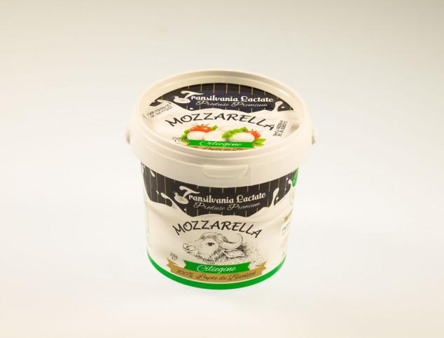 Mozzarella din lapte de bivoliță Ciliegine