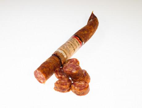 Sausage, home-made, smoked