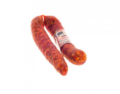 Csabai traditional sausage, smoked