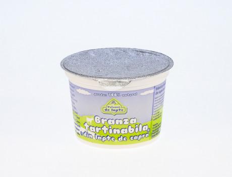 Brânză tartinabilă de capră