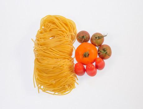 Paste Spaghetti ristorante