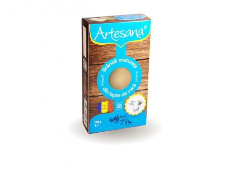 Brânză maturată vacă Artesana