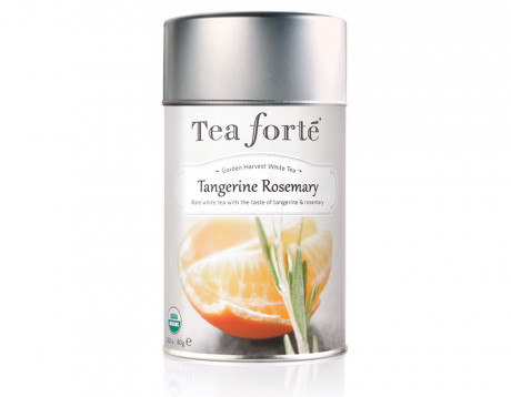 Ceai alb Tangerine Rosemary