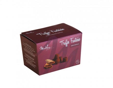 Trufe din ciocolată Crispy Mathez Fantaisie