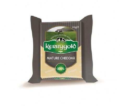 Cheddar maturat Kerrygold