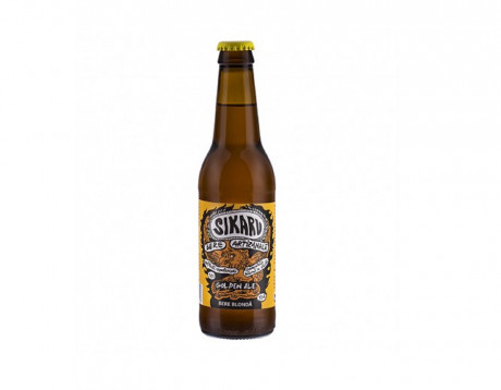Sikaru Blonda (Golden Ale)