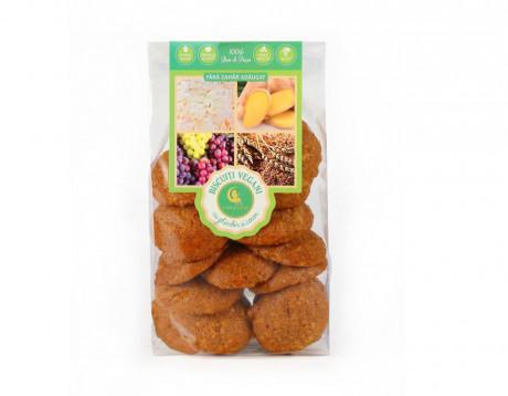 Biscuiți cu ghimbir și cocos