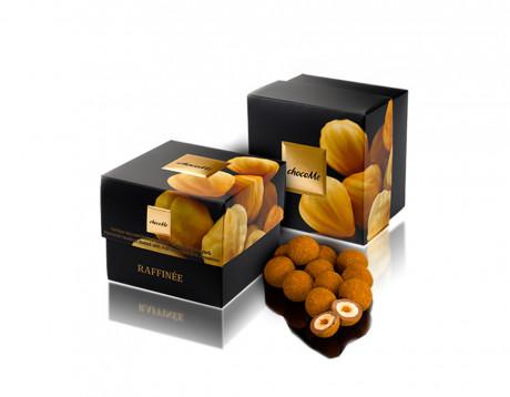 Alune din Piemonte îmbrăcate în ciocolată ChocoMe