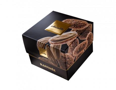 Migdale în ciocolată blondă cu sare Guérande Raffinee