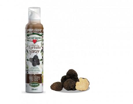 Ulei măsline extravirgin spray cu aromă de trufe Mantova
