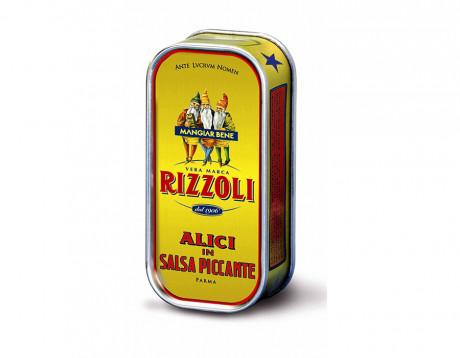 File de anșoa picant Rizzoli