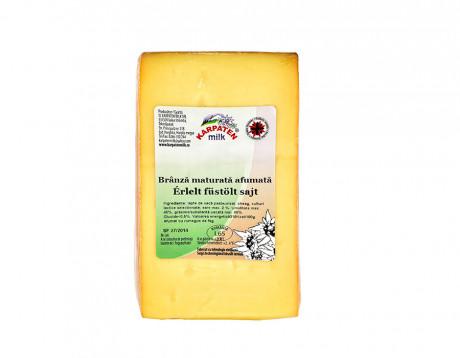 Brânză maturată afumată Karpaten Milk
