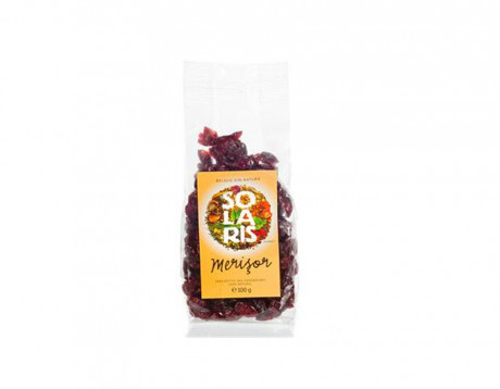 Cranberries (dried) 100g Solaris