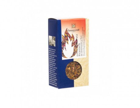 Condiment - adevărata picanterie - amestec de flori și mirodenii eco Sonnentor