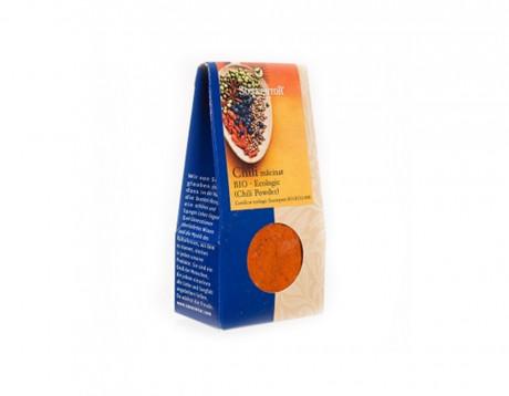 Chili măcinat eco Sonnentor
