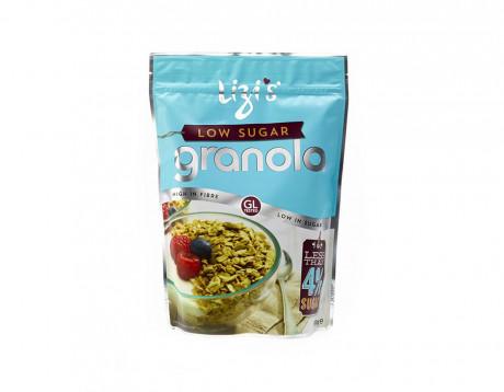 """Musli granola """"lizi's"""" low sugar cu nucă de cocos"""