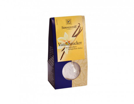 Zahar vanilat eco 50gr Sonnentor