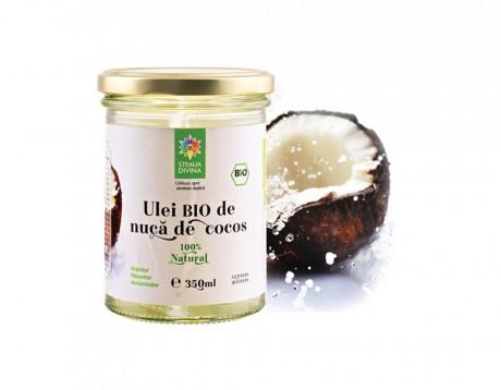 Ulei de cocos eco Santo Raphael