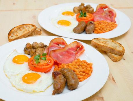 UCOOK: English Breakfast