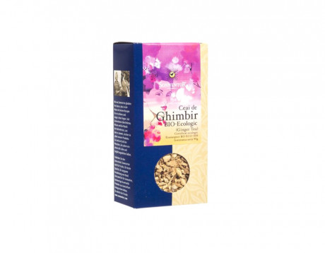 Ginger tea, eco 90gr Sonnentor