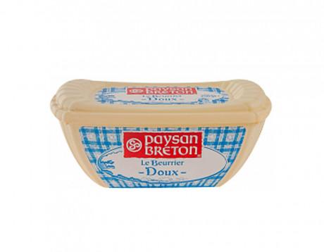 Unt dulce caserolă 82% grăsime Paysan Breton