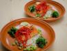 UCOOK: Somon miso cu orez și edamame