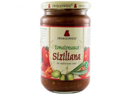 Sos Bio de roșii sicilian