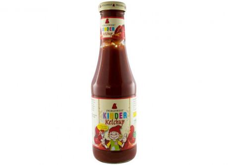 Ketchup Bio pentru copii din piure de roșii cu mere