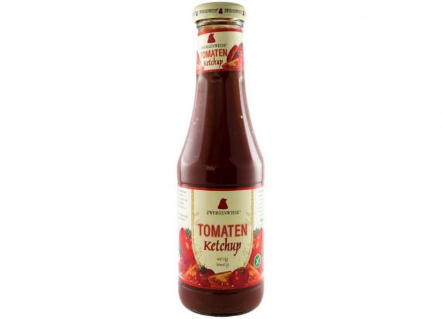 Ketchup Bio din piure de roșii