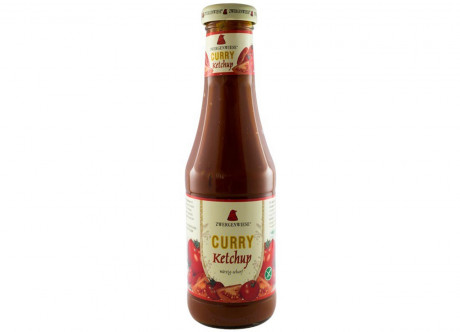 BIO ketchup curry with from tomato paste