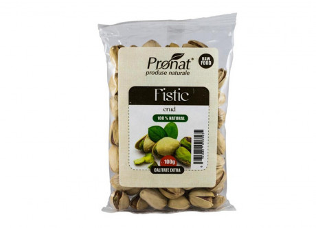 Pistachio raw, natural