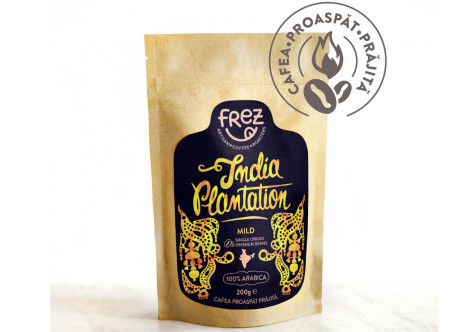 INDIA PLANTATION ARABICA 100% CAFEA MACINATA