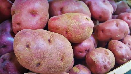 Cartofi roșii Romania