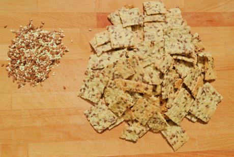 Biscuiți sărați fără gluten