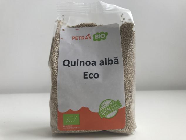 Quinoa albă eco Petras