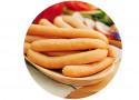 Chicken 'hot dogs'