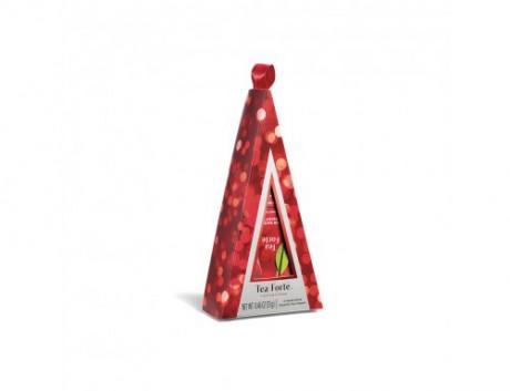Piramida ceai organic Warming Joy Red Collection