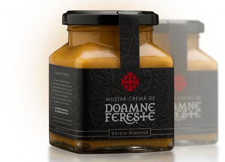 Creamy Mustard DoamneFereste-Hot Hindu Edition