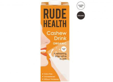 Bio Cashew milk Rude Health