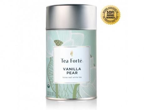 Ceai organic Lotus Vanilla Pear