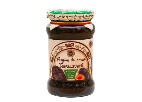 Prune marmalade Topoloveni