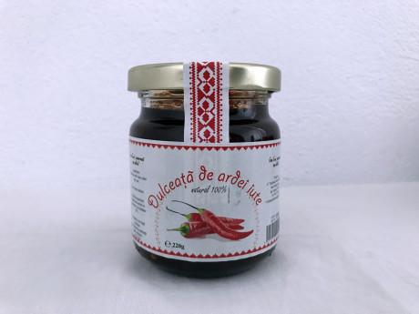 Dulceață de ardei iute Traditional Natur Berca