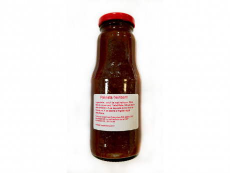 Passata Heirloom black cherry