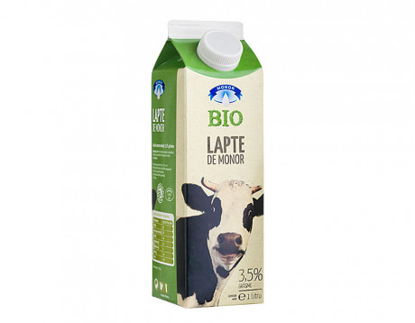 Lapte ECOLOGIC Monor 3.5% grăsime