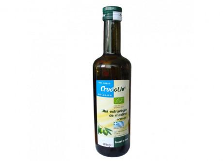 Ulei de măsline Bio extravigin Crudolio