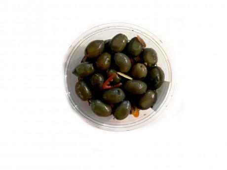 Măsline Verzi marinate