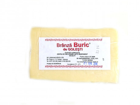 Brânză Buric de Golești 500g