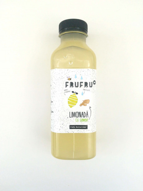 Limonada cu ghimbir Fru Fru